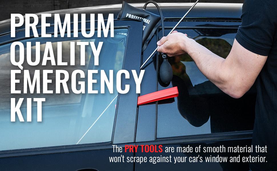 Emergency Auto Tools