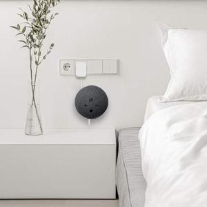 echo dot 4 wall mount