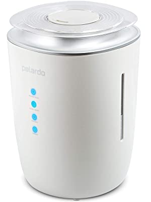 ultrasonic warm and cool mist humidifier for bedroom