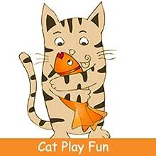 fish cat toys