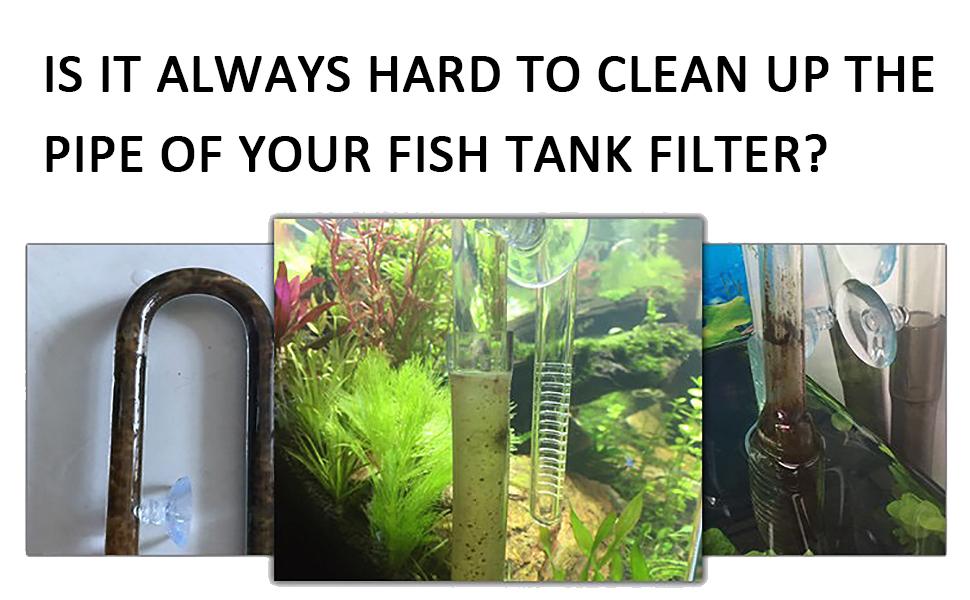 aquarium cleaning brush