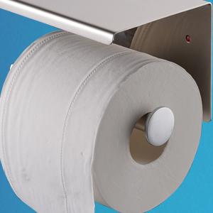 mega roll toilet paper holder