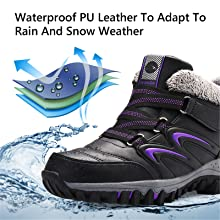 Waterproof Rain Boots Added Grip Camping Traction Sole Mucker & Yard Boots Comfortable Cosy Soft