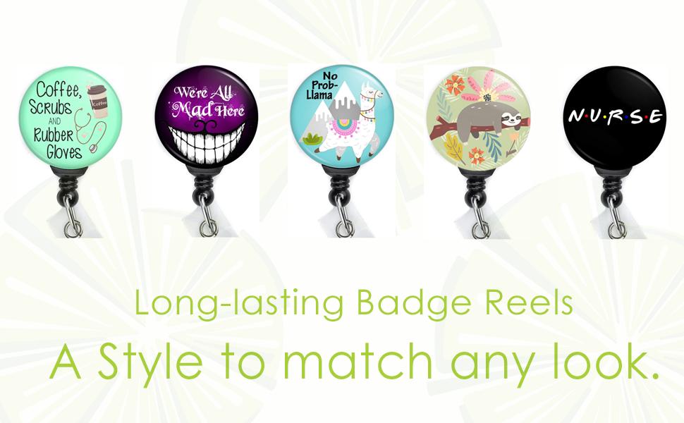 Limeloot Badge Reels