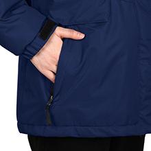 Wantdo Women's M1ountain Ski Fleece Jacket Waterproof Parka Winter Raincoat