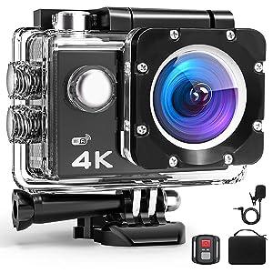 TOPVISION アクションカメラ 4K