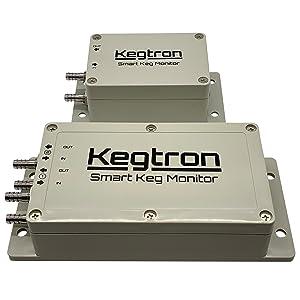 Single and Dual Keg Monitor Hardware