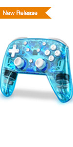 transparent switch controller