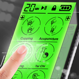 touchscreen tens unit
