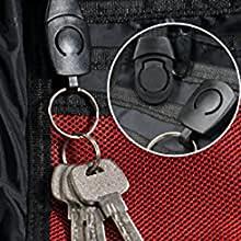 Keyring pocket