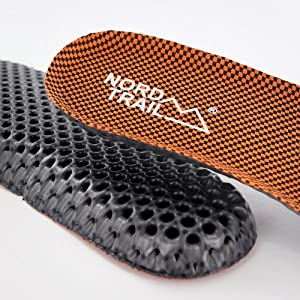 arch support insole cushion comfort technology silvadur