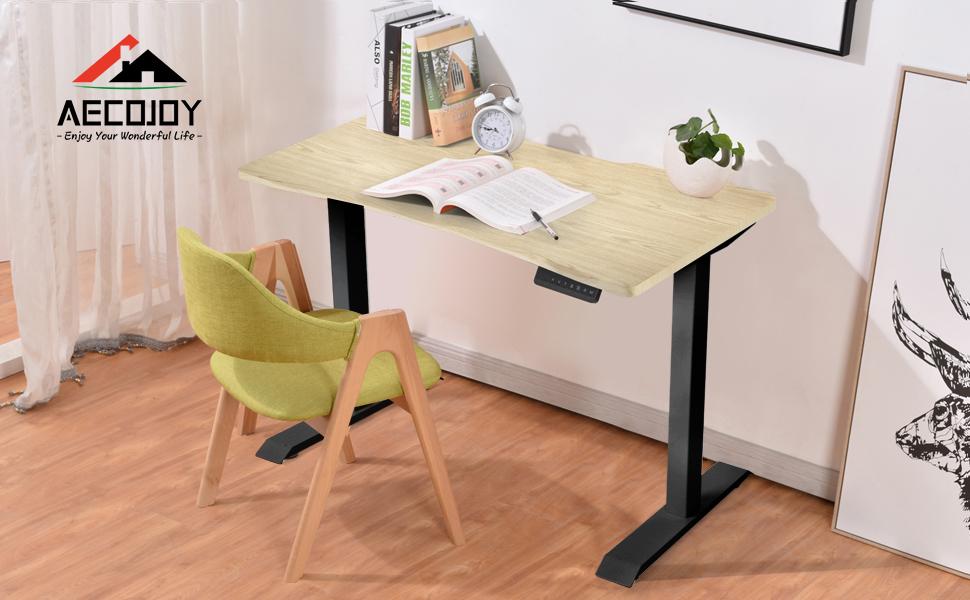 electric adjustable standing desk