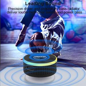 bluetooth speaker loud