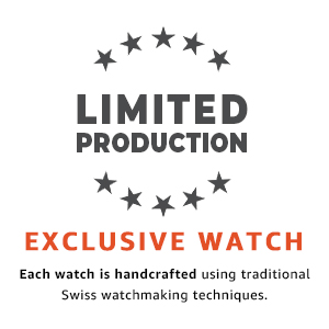 limited production exclusive watch