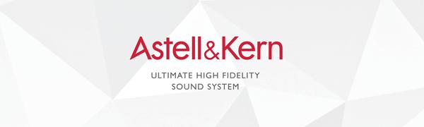 Astell&Kern Logo Banner