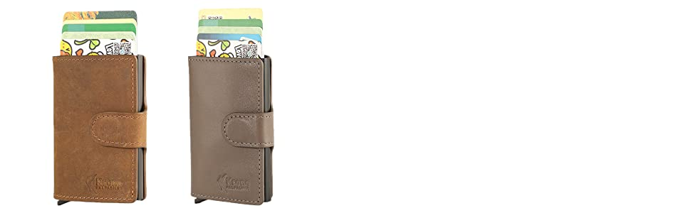Krone kalpasmos Pop-up Wallet
