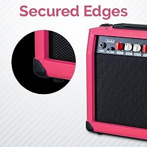 Secured Edges