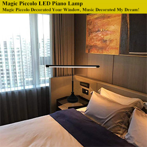 Magic Piccolo LED Piano Lamp