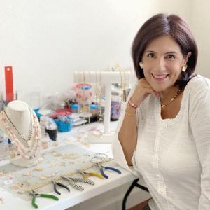 Ana Caputo, Handmade Jewelry Designer