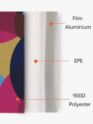 3 food protective layers
