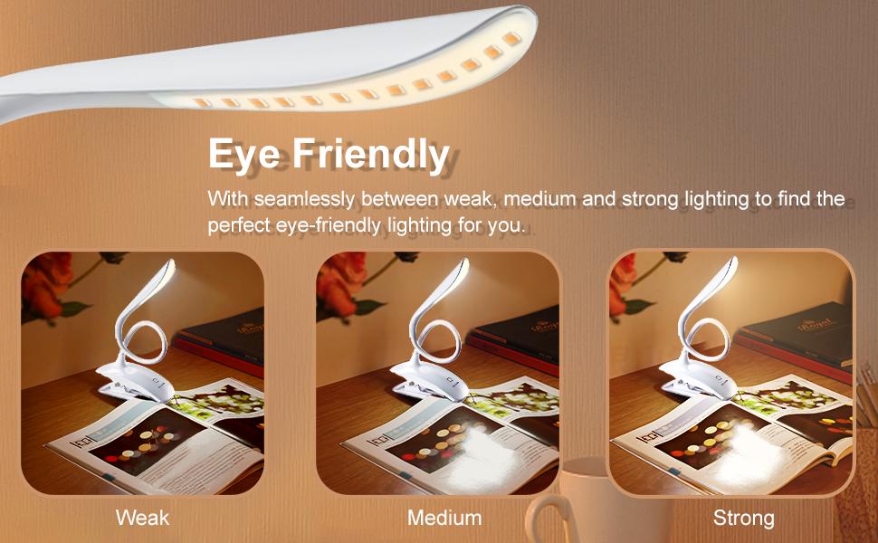 Eye Friendly