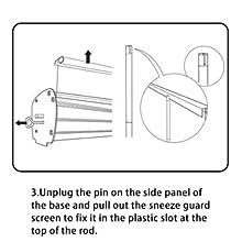 Clear Screen Shield