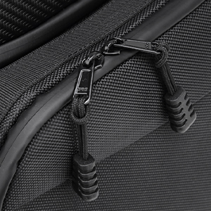 Zipper with Double Sliders