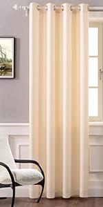 Linen BLACKOUT Curtain