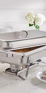 Rectangular Chafing Dish