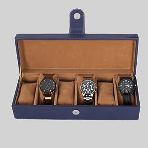6 watch storage organizer