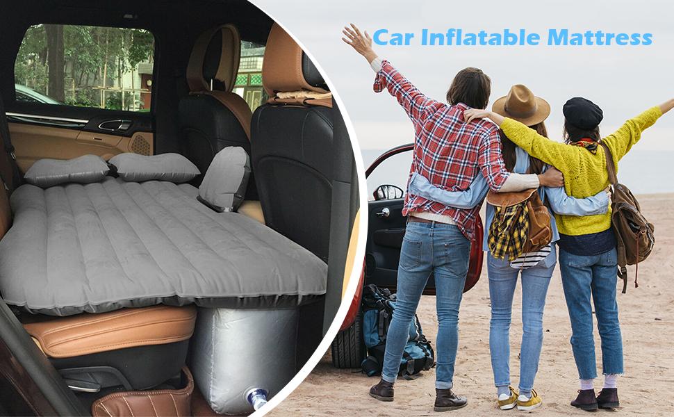 LEOPAX Car Bed