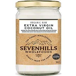 Sevenhills Wholefoods Aceite De Coco Orgánico 1L