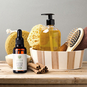 hair salon essential oil