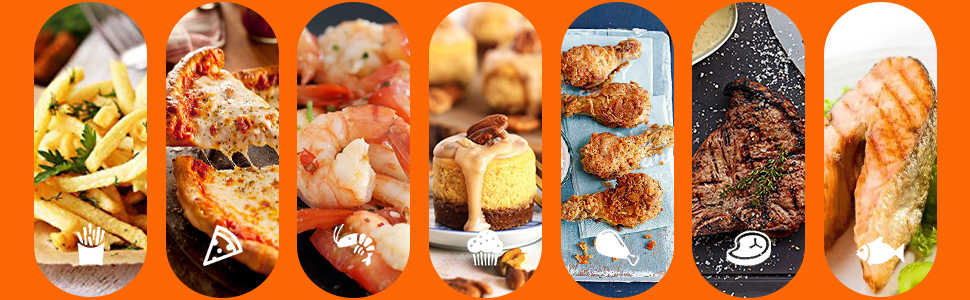 ZENY Air Fryer Easy Your Life!