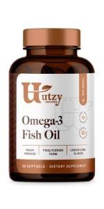 fish oil, omega-3