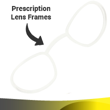 Prescription Lens Frames. Bring your own lenses