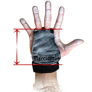 Handgrips for gymnastics and fitness