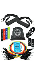 exercise bands for working out exercise band weight sets workout bands resistance for women