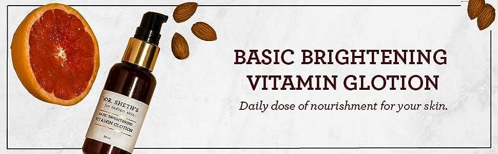 Basic Brightening Vitamin Glotion