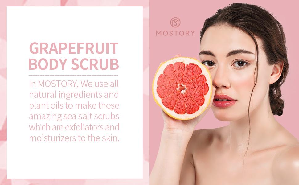 Grapefruit Body Scrub-3