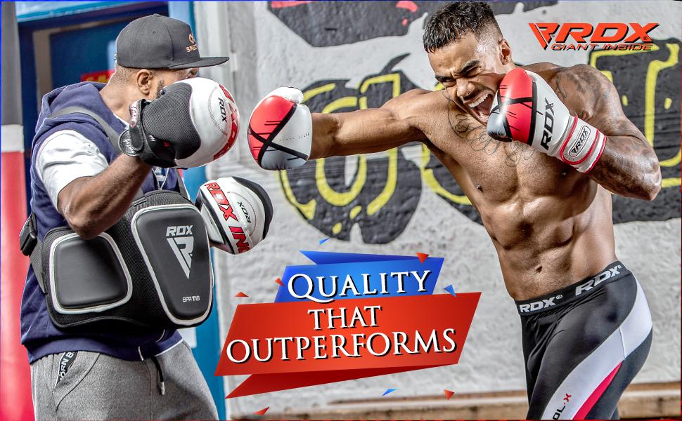 RDX MMA Boxeo Vientre del Protección Cuerpo para Pecho Peto Taekwondo: Amazon.es: Deportes y aire libre