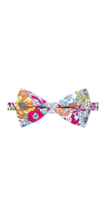 floral, ties, colorful, cute, trendy, men, spring