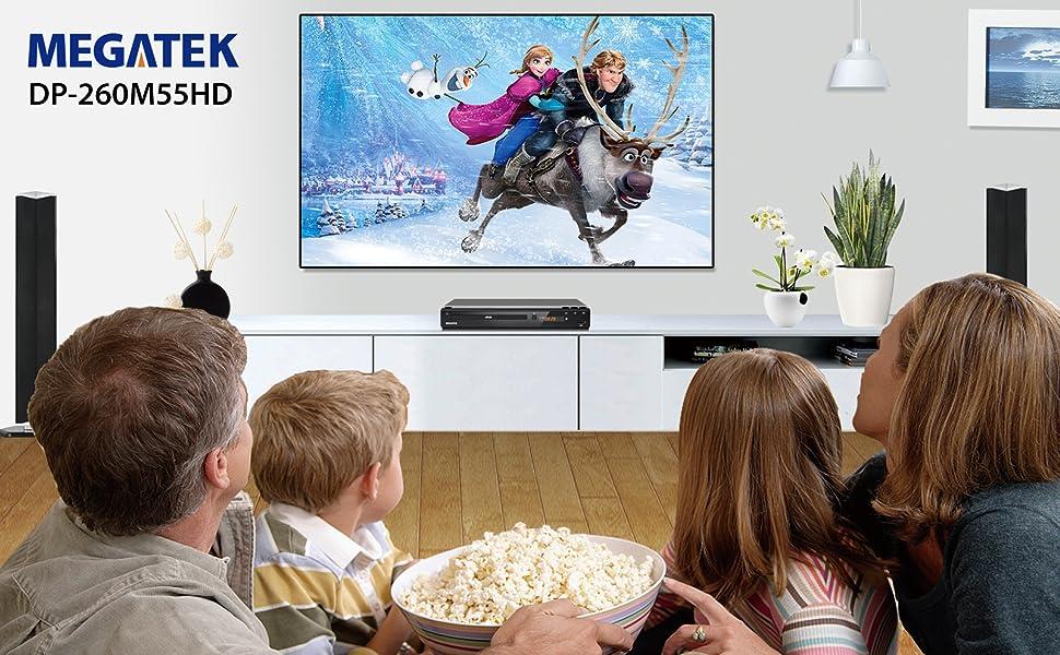 Megatek DVD Player