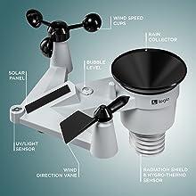 Logia 7-in-1 Outdoor Sensor
