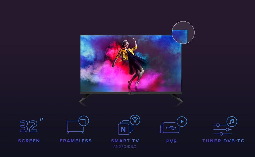 Samung 32, LG 32, best tv 2020