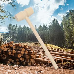 Natural Wood hammar