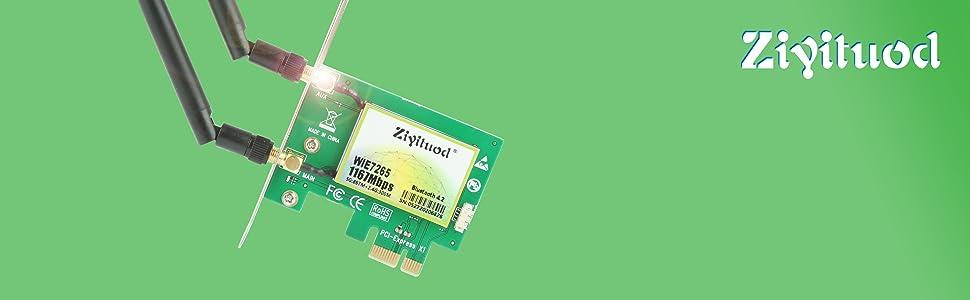 pci wifi card