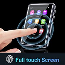 Full Touch Screen