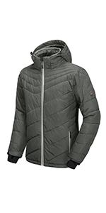 Men's Windproof Snow Jacket