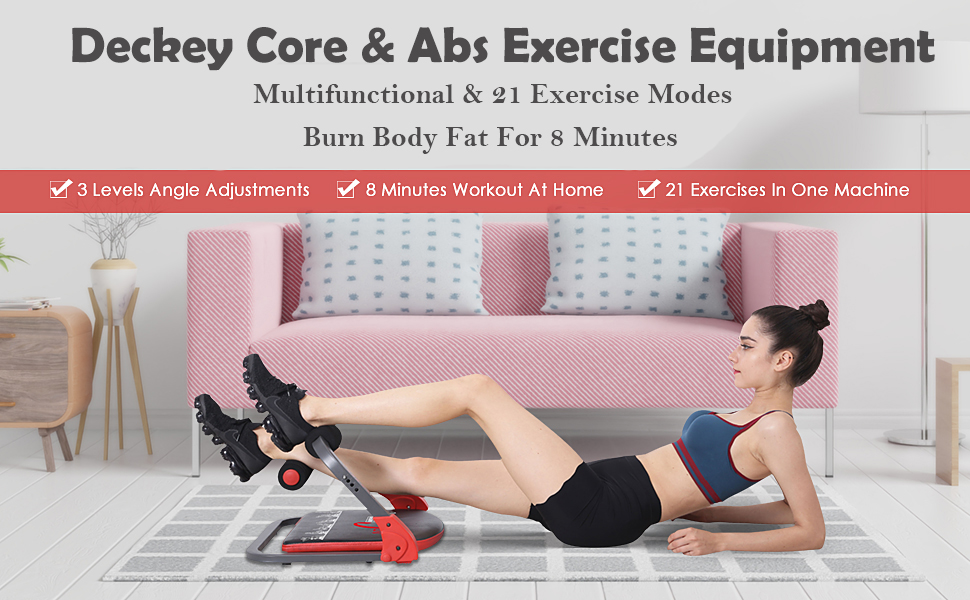 Core Abs Exercise Equipment